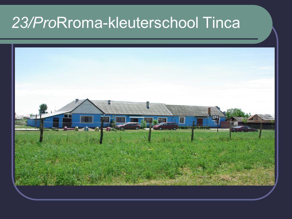 23/ProRroma-kleuterschool Tinca
