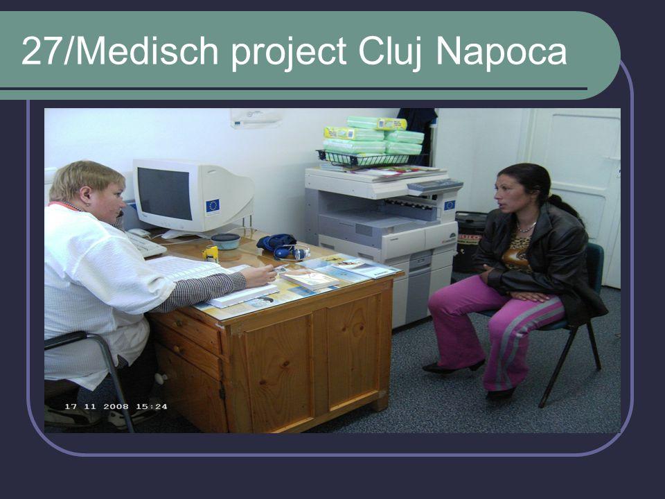 27/Medisch project Cluj Napoca