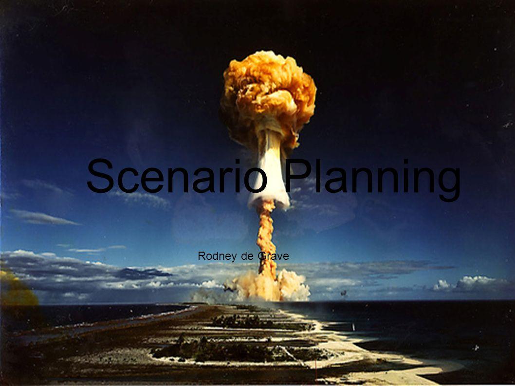 Exploratieve scenario
