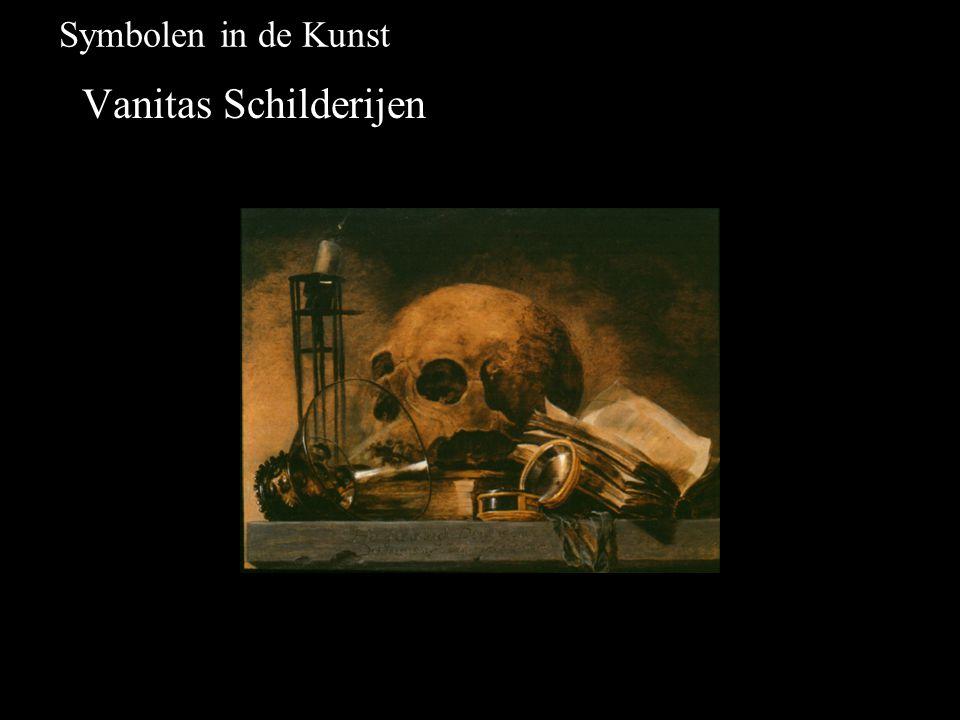 Symbolen in de Kunst Vanitas Schilderijen
