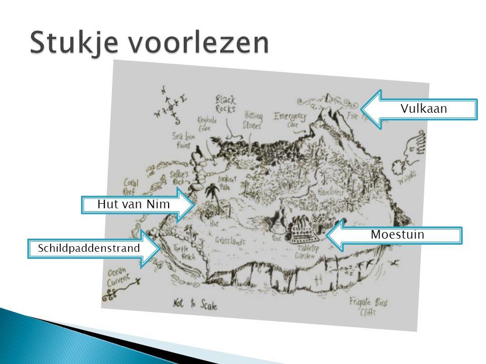 Schildpaddenstrand Vulkaan Hut van Nim Moestuin