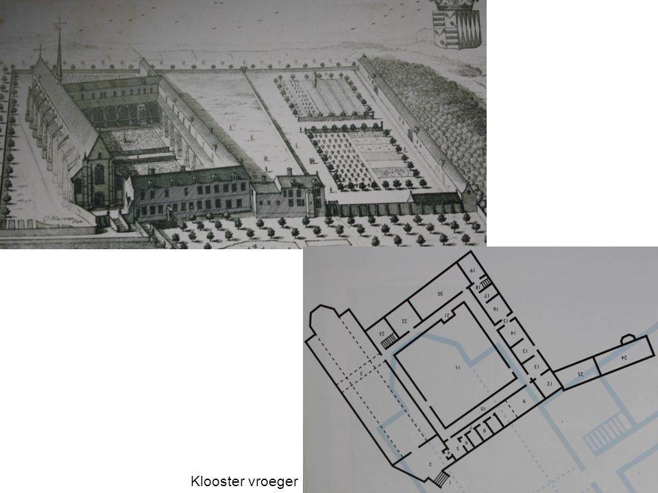 Klooster vroeger