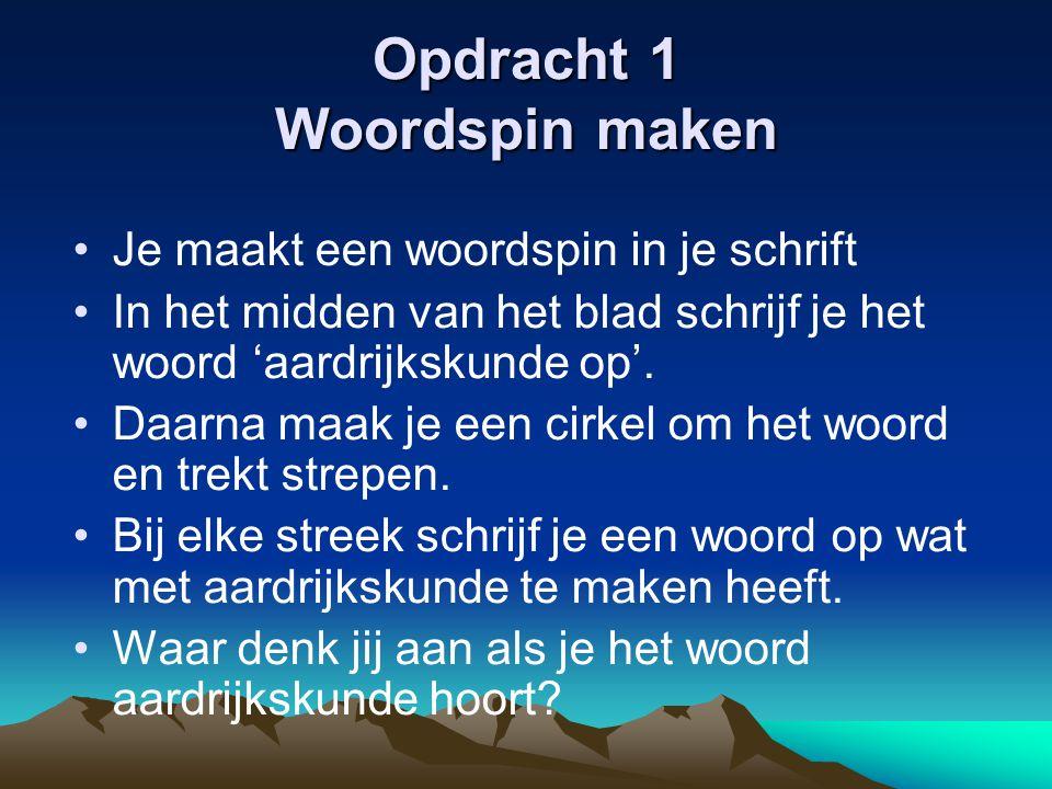 Woordspin