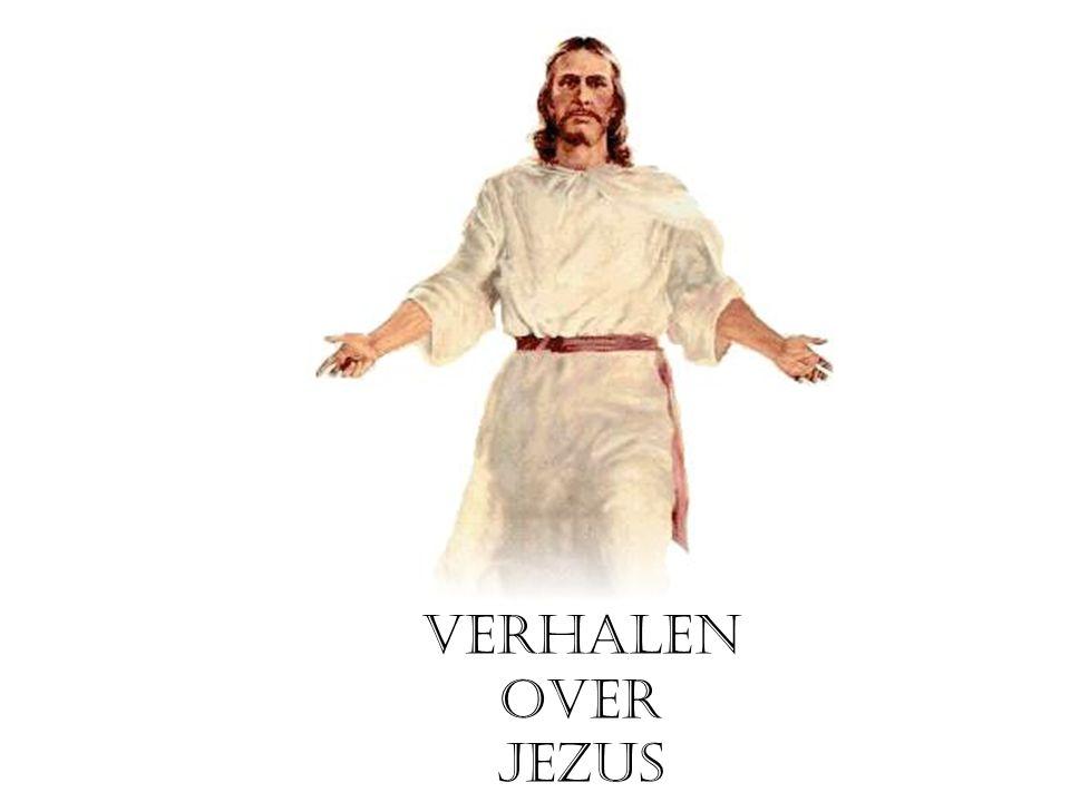 Verhalen over Jezus