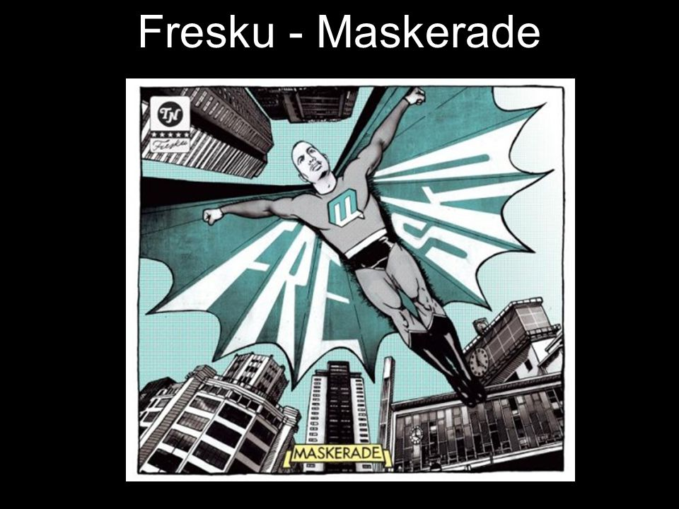 Fresku - Maskerade