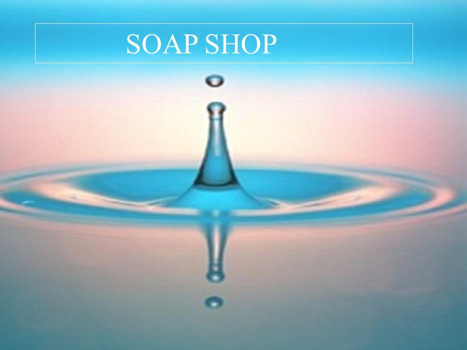 Soapshop helpt: Veel kinderen houden niet van in bad gaan en zich te moeten wassen.