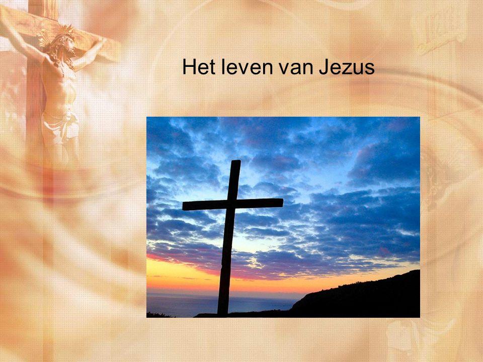 De dood Jezus stierf aan het kruis in onze plaats Jezus werd eerst gemarteld en toen aan het kruis gespijkerd.