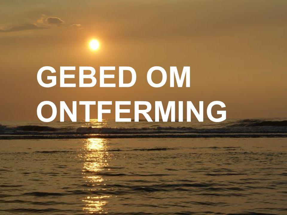 GEBED OM ONTFERMING