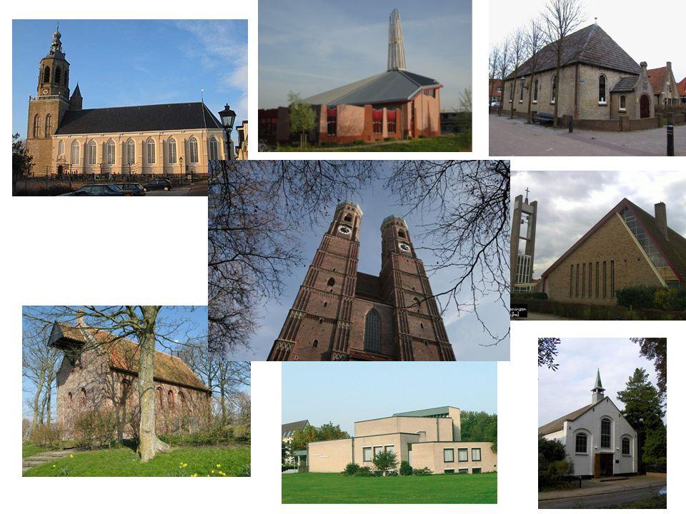 Nederland telt meer dan 648 kerken en kerkelijke genootschappen.