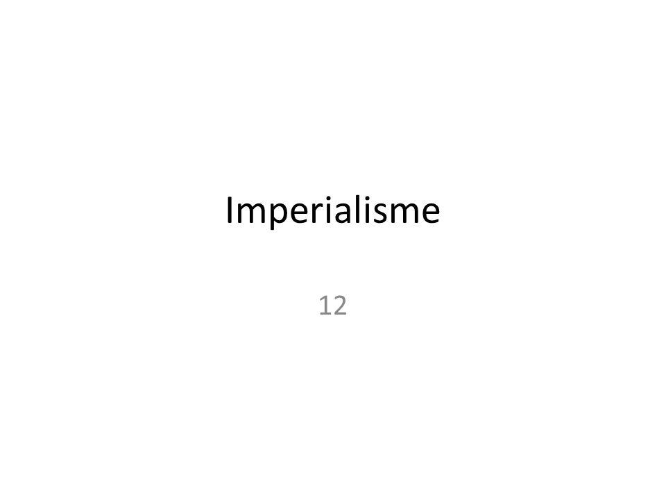 Wat is imperialisme De ontdekkingsreizen en hun gevolgen wordt wel eens de eerste fase van de kolonisatie of kolonialisme genoemd.