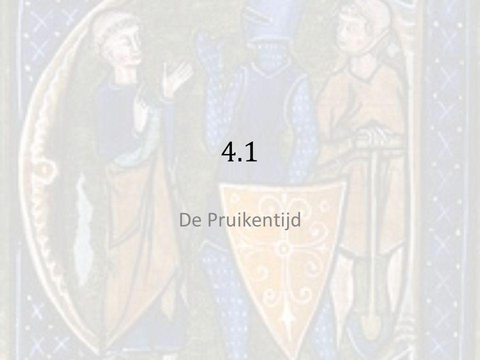 A.De standenmaatschappij Nederland in verval – Nederland verloor haar voorsprong in de 18 de eeuw.