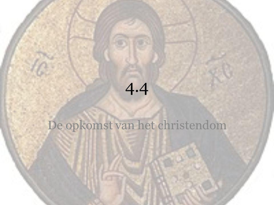 A.Een messias in Judea In 63v.C had Rome het koninkrijk Judea onderworpen.