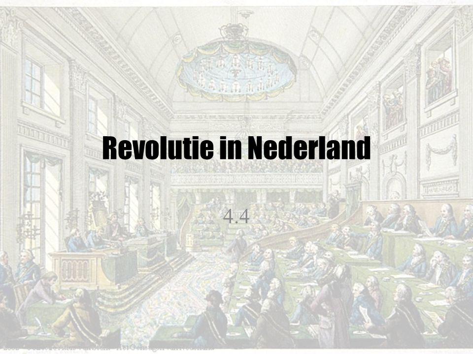 Revolutie in Nederland 4.4