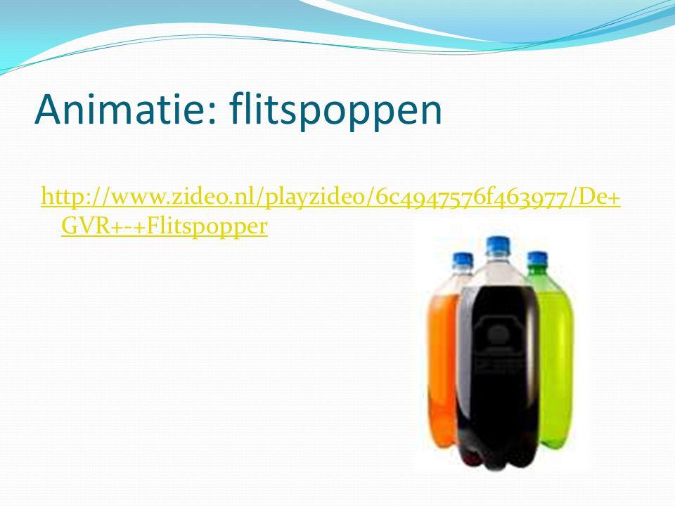 Animatie: flitspoppen http://www.zideo.nl/playzideo/6c4947576f463977/De+ GVR+-+Flitspopper