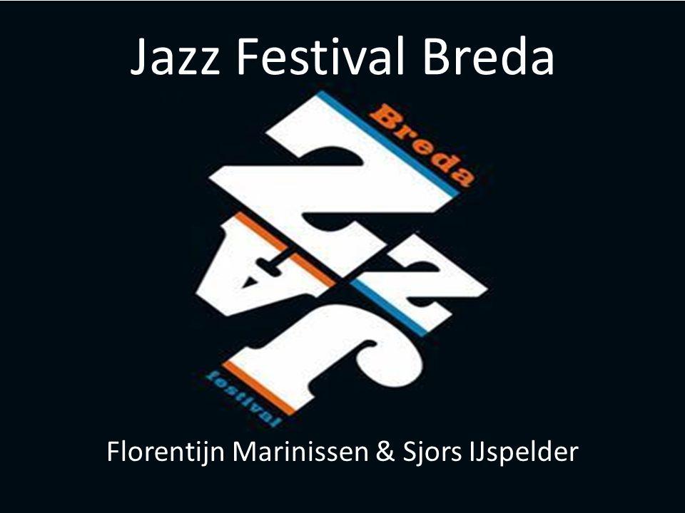 Jazz Festival Breda Florentijn Marinissen & Sjors IJspelder