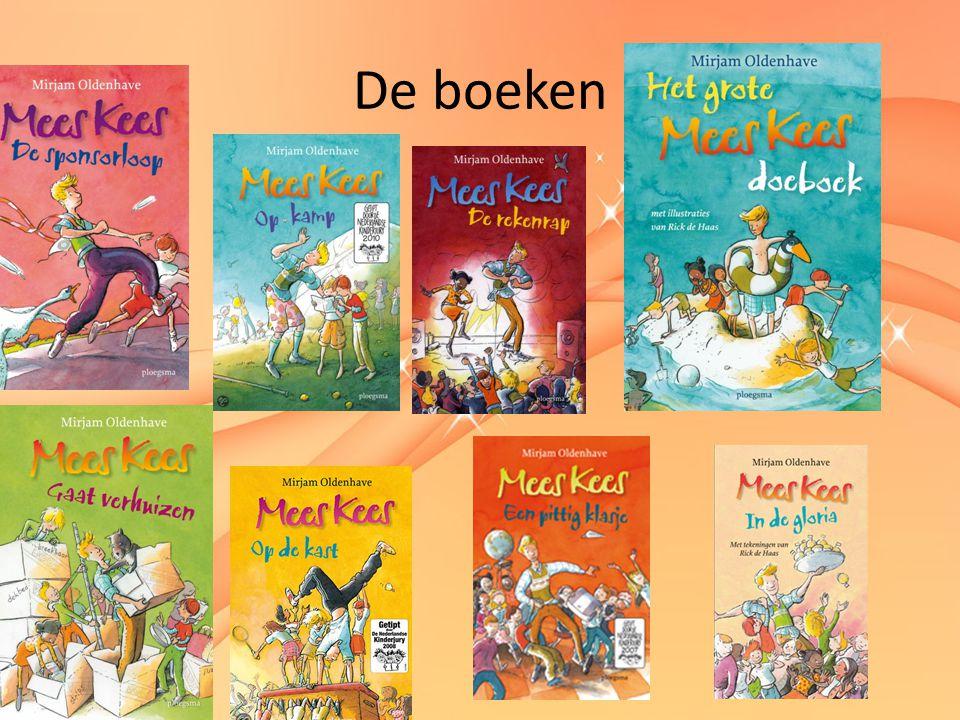 De boeken