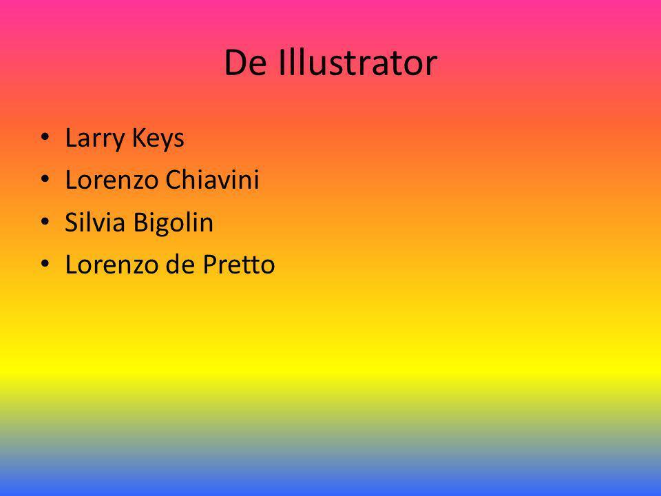 De Illustrator Larry Keys Lorenzo Chiavini Silvia Bigolin Lorenzo de Pretto