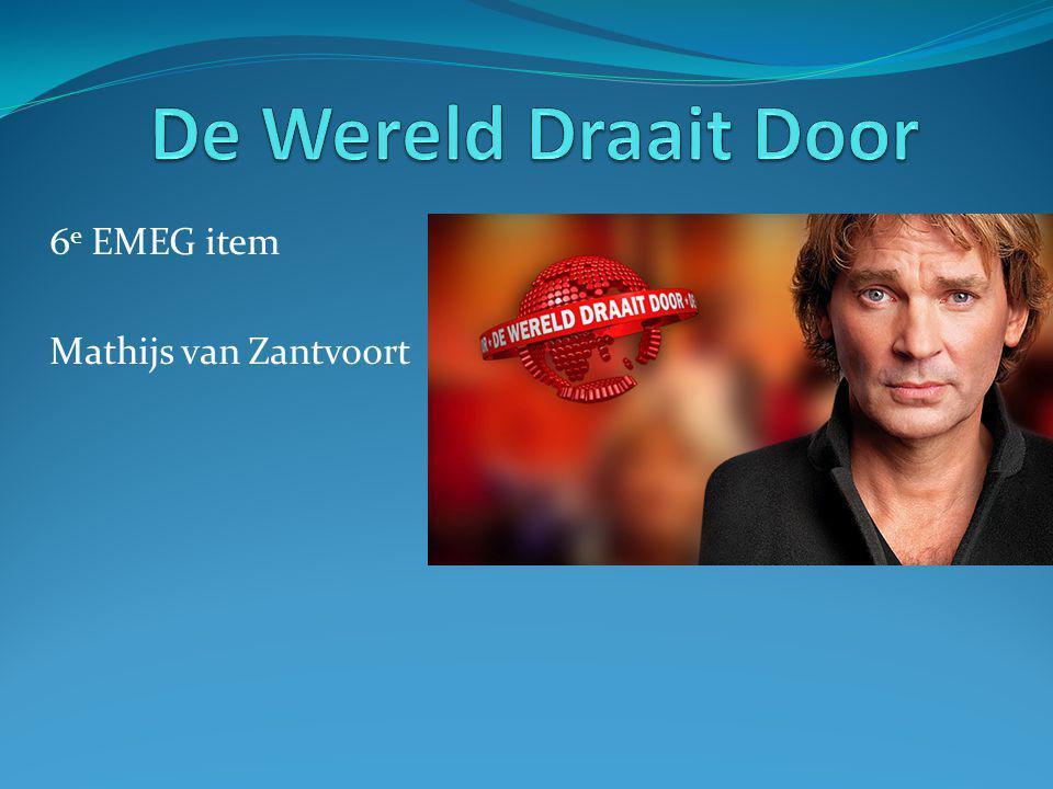 6 e EMEG item Mathijs van Zantvoort