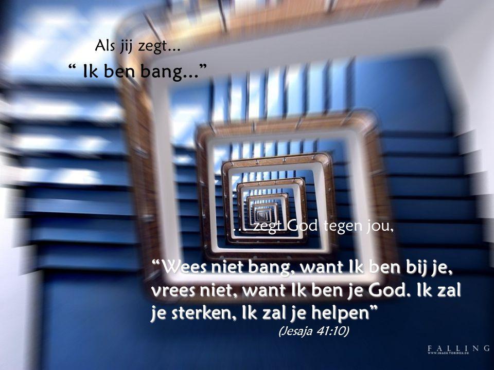 """Als jij zegt... """"Ik verdien geen vergeving..."""" … zegt God tegen jou, """"Ik heb je vergeven"""" (1 Johannes 1:9 – Romeinen 8:1)"""