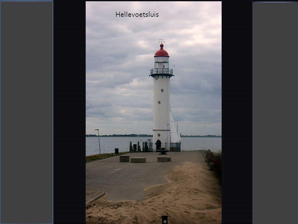 Vuurtoren te Urk Haamstede IJmuiden Hoek van Holland De Noordzee Zee Vuurtoren van Scheveningen De noord Zee
