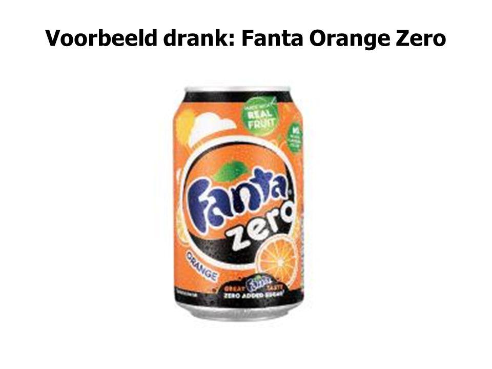 Fanta orange zero 1.