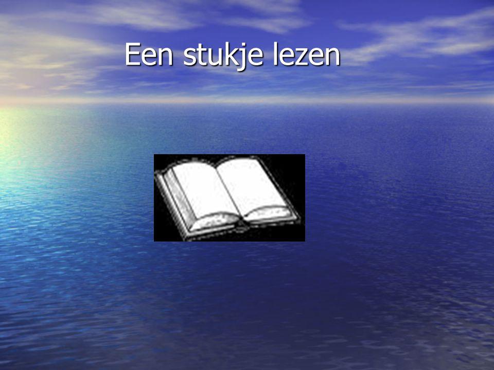 Een stukje lezen Een stukje lezen kfj kfj