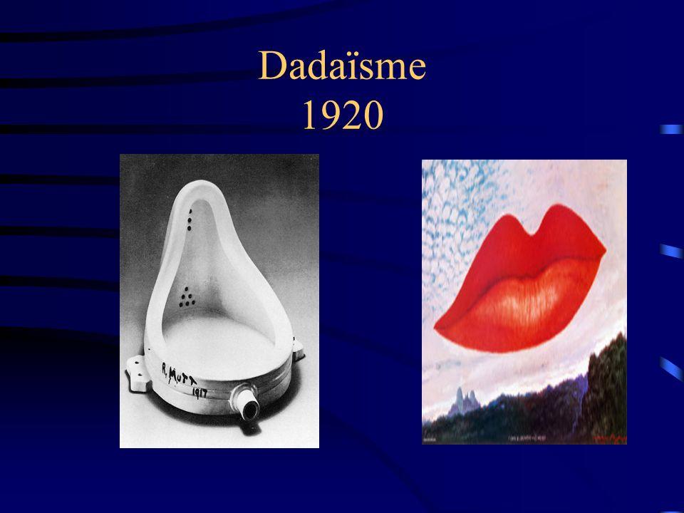 Dadaïsme 1920