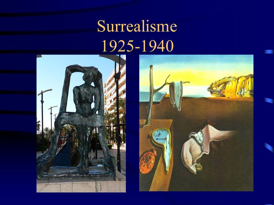 Surrealisme 1925-1940