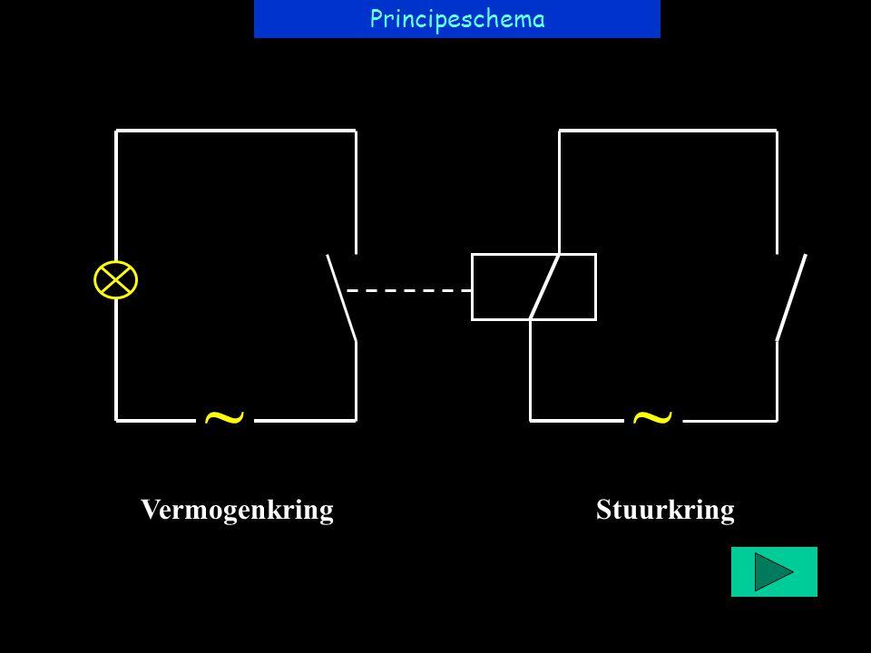 Project easyrelais Principeschema ~~ SVermogenkringSStuurkring
