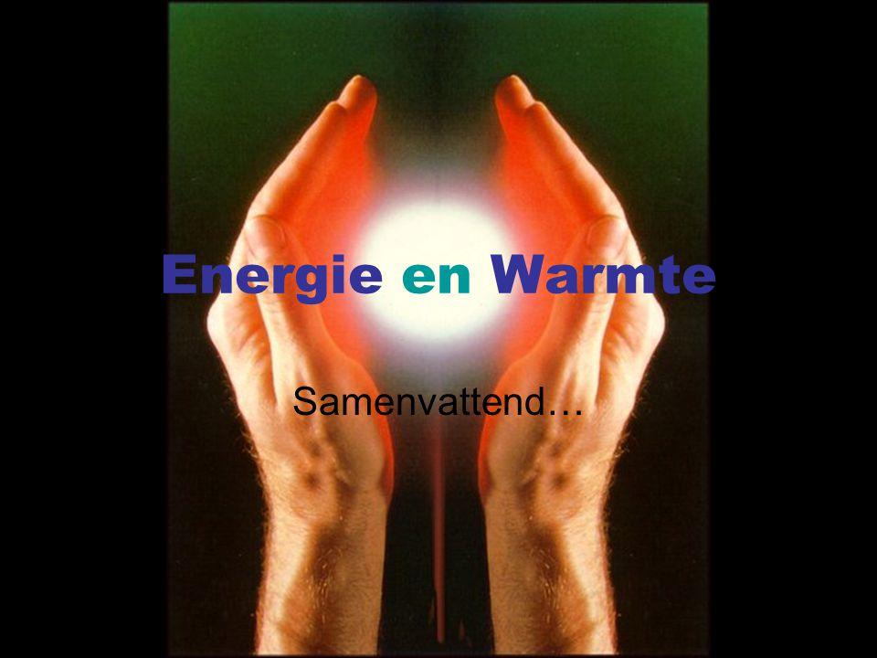 Energie en Warmte Samenvattend…