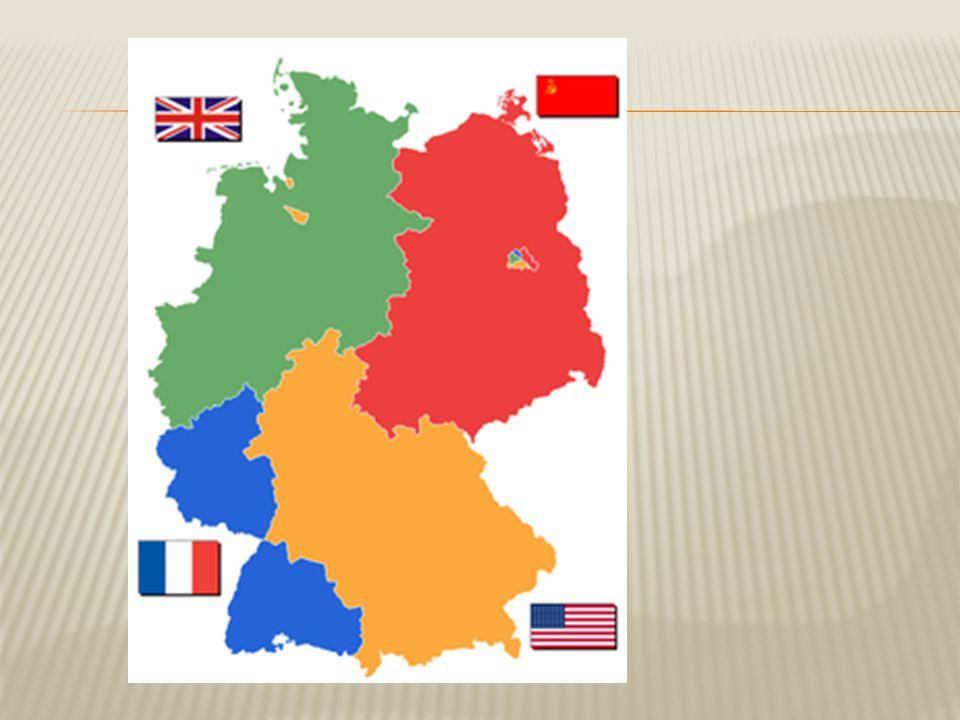  Alle landen die de SU had bevrijdt,  Werden nu communistisch.