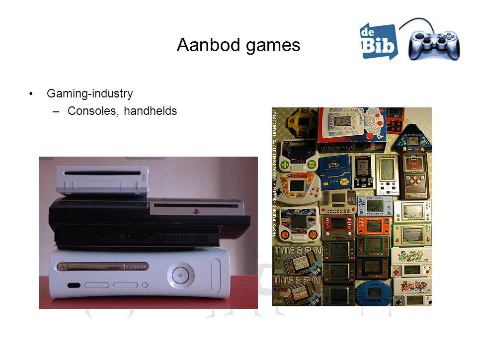 BEA www.belgianentertainment.be 15 game-leveranciers Belgische gamesmarkt