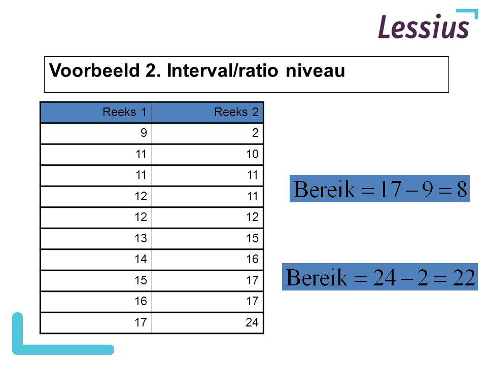 Standaardscores  Wat wordt het rekenkundig gemiddelde en variantie van deze Z-waarden.