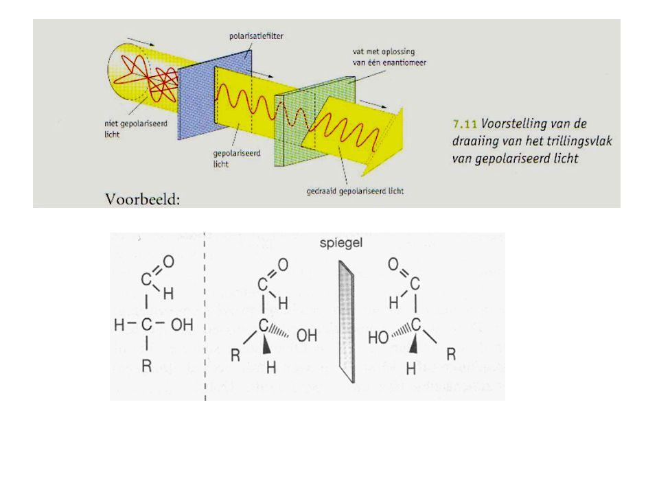 Opmerking: nog enkele belangrijke reacties H 2 SO 4 / T>150°C 1.