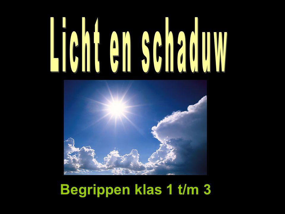 Inhoudsopgave Licht 1.Het spectrum bladzijde 03 - 05 2.Lichtbron bladzijde 06 - 11 3.Lichtrichting bladzijde 12 - 17 4.Schaduw bladzijde 18 - 25 5.Begrippen bladzijde 26 - 30