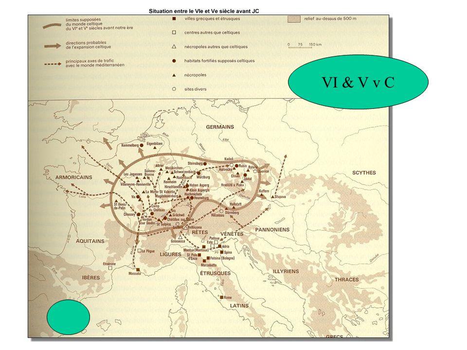 VI & V v C