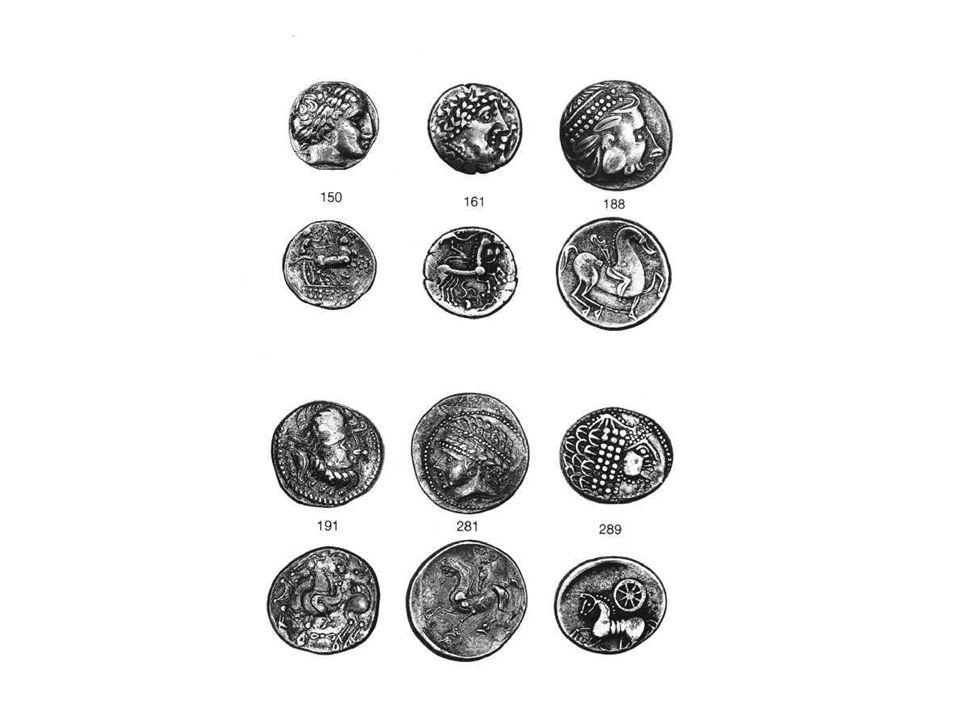 Keltische munten