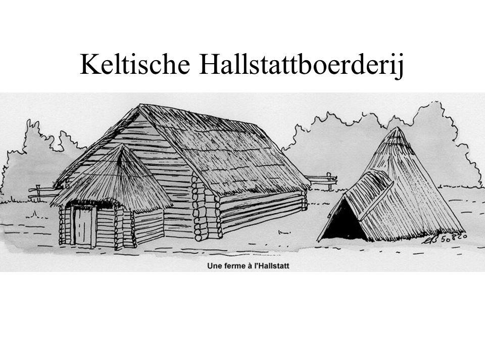 Keltische Hallstattboerderij