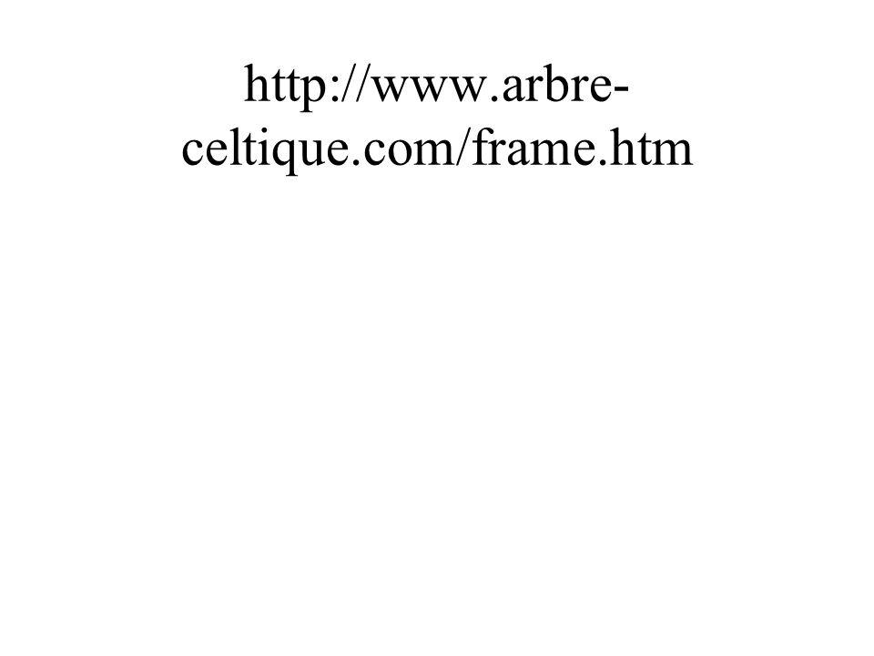 http://www.arbre- celtique.com/frame.htm