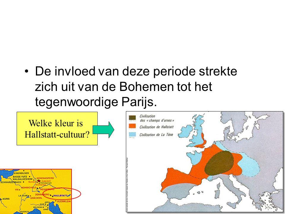 De invloed van deze periode strekte zich uit van de Bohemen tot het tegenwoordige Parijs.