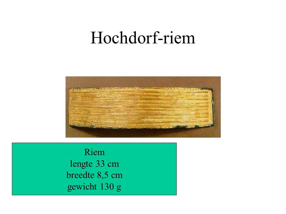 Hochdorf-riem Riem lengte 33 cm breedte 8,5 cm gewicht 130 g