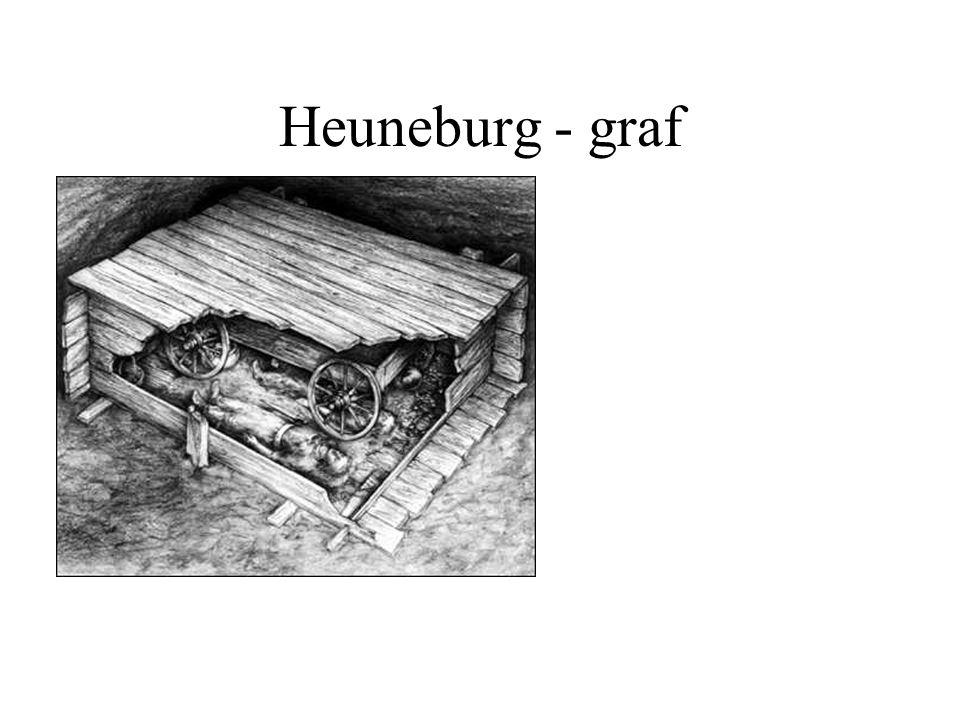 Heuneburg - graf