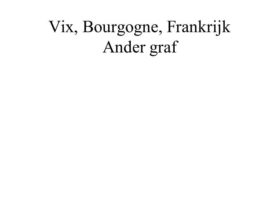 Vix, Bourgogne, Frankrijk Ander graf