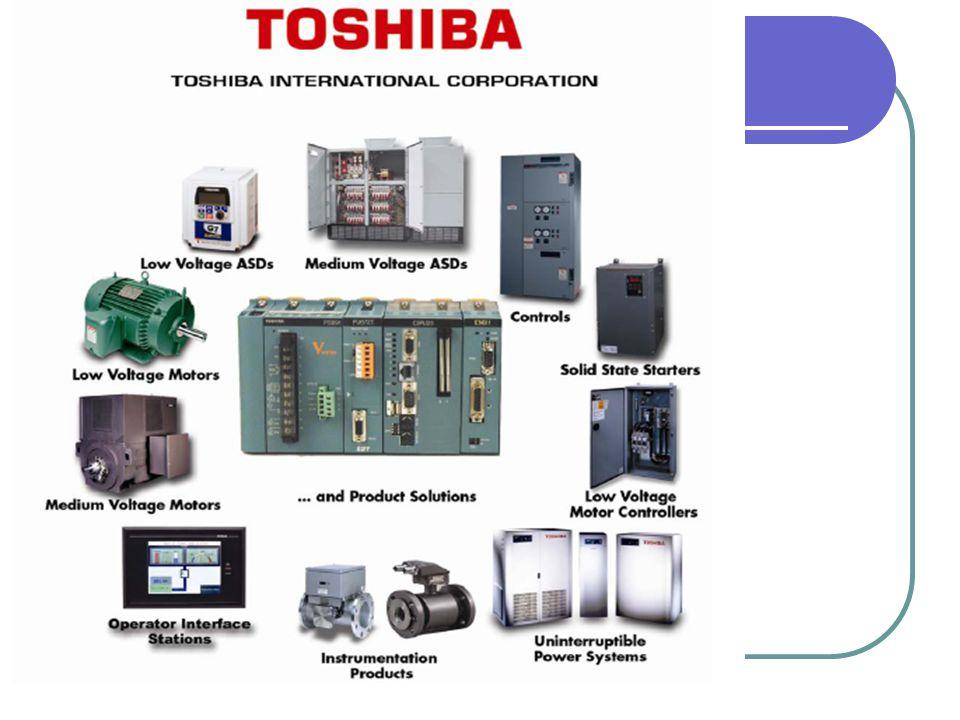 Bronnen: TOSHIBA Multinational Multidisciplinaire onderneming PLC Motoren PC's … http://www.toshiba.com/ind/ Brochure: http://www.toshiba.com/ind/data/tag_files/S2E_S2T %20Brochure_521.pdf http://www.toshiba.com/ind/data/tag_files/S2E_S2T %20Brochure_521.pdf