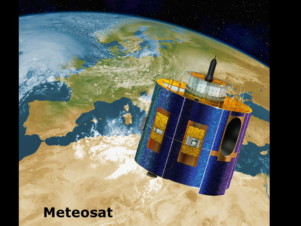 Meteosat 7 Visueelevenaar kreeftskeerkringsteenboks-keerkring 60° N 60° S nulmeridiaan geostationaire positie van Meteosat