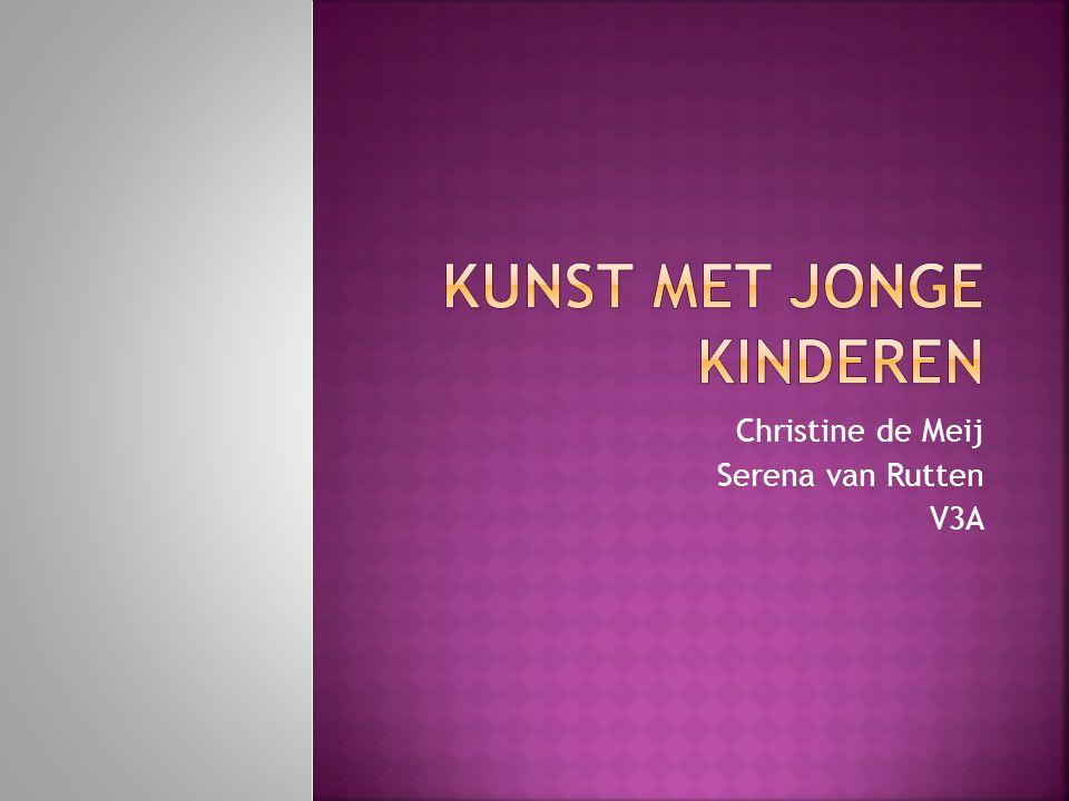  Kennismaken = eerste reactie van de kinderen  Wat valt op.