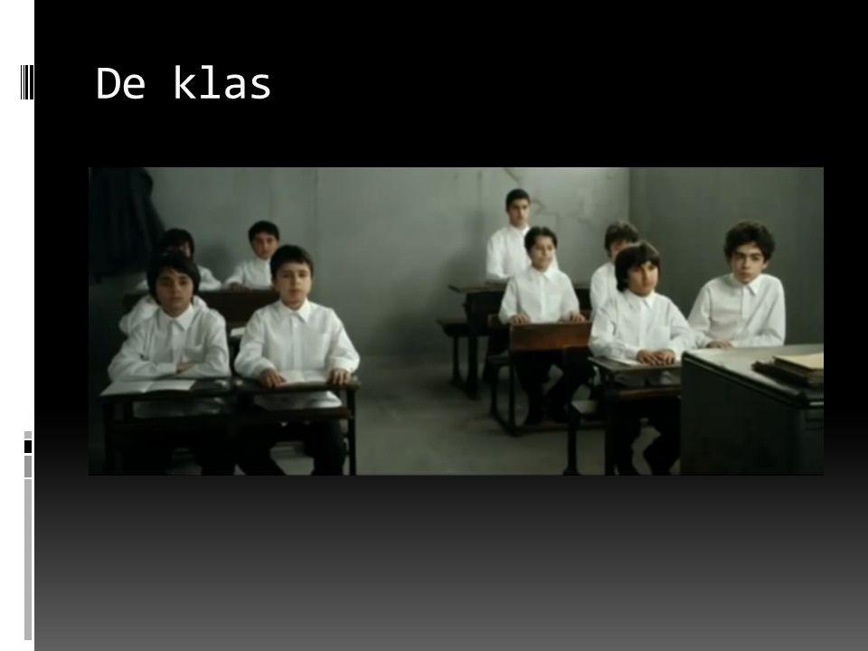 De klas