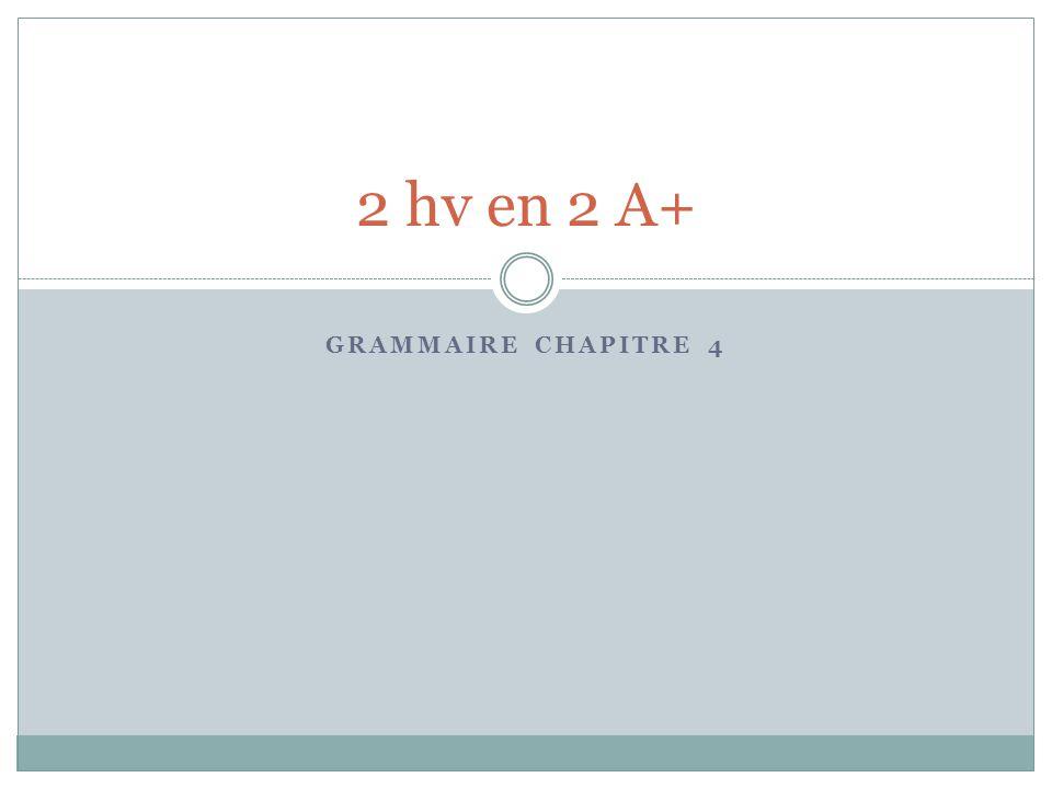 De regelmatige ww.op -re In het Frans zijn er 3 soorten regelm.