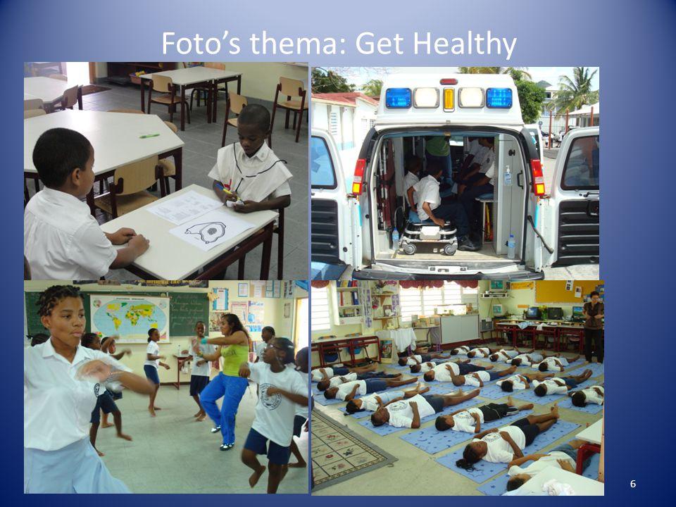 Foto's thema: Get Healthy 6