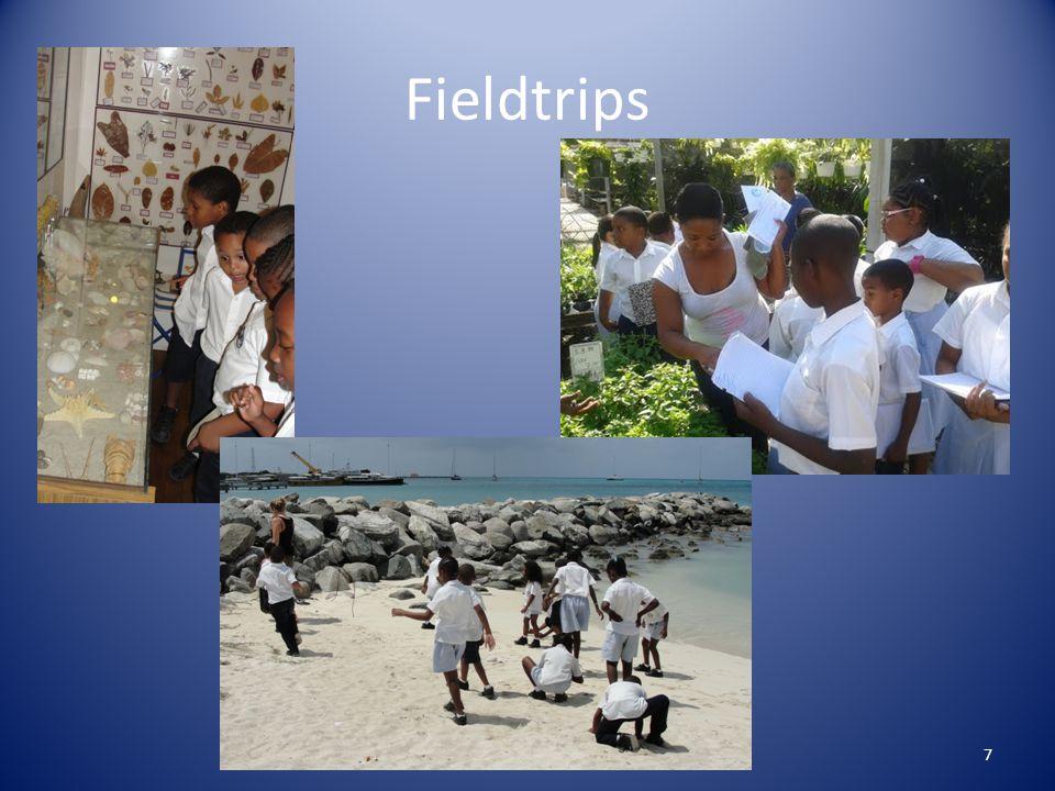 Fieldtrips 7